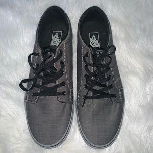 Vans NWOT Grey Skate Shoe Size 13